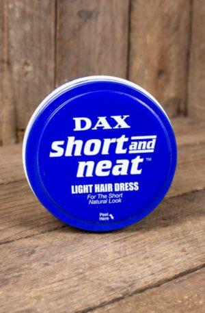 Dax Blue Short & Neat Pomade von Rockabilly Rules