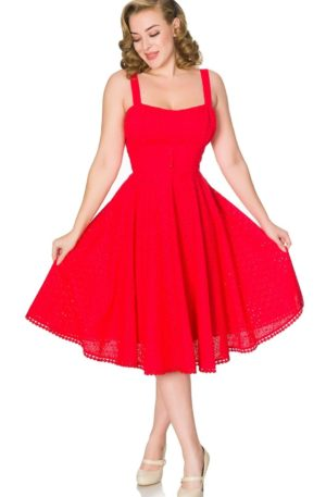 Sheen Clothing Sommer Kleid Valerie von Rockabilly Rules