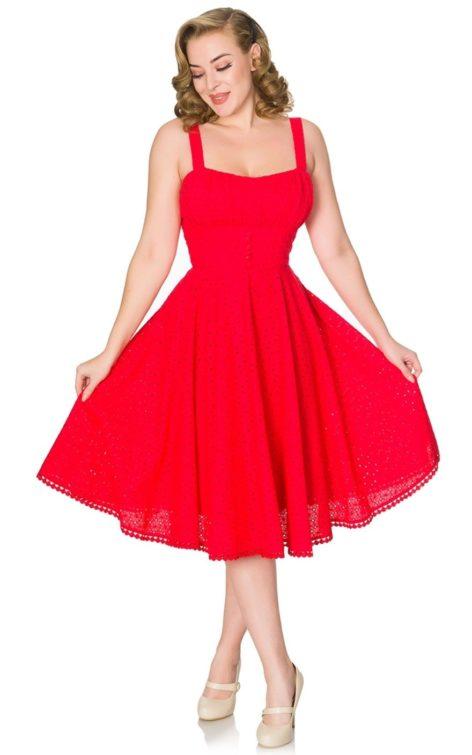 Sheen Clothing Sommer Kleid Valerie von Rockabilly Rules