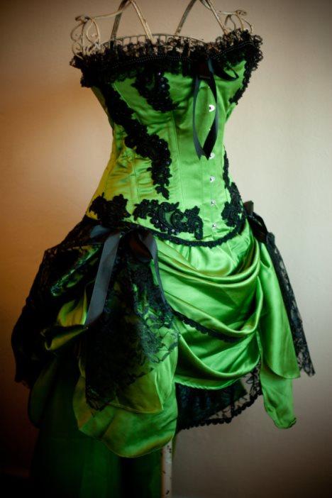 burlesque-kostüm