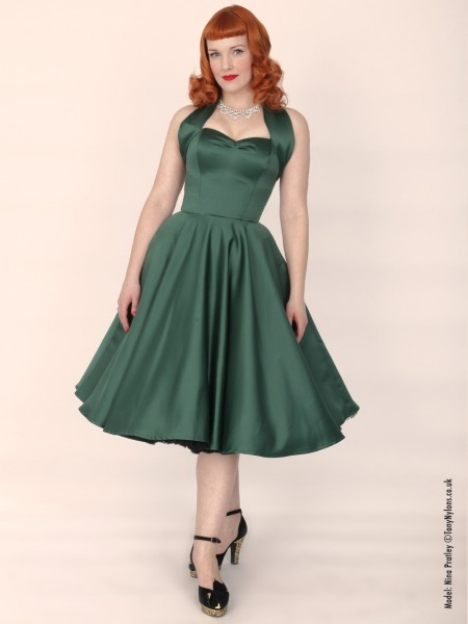 Retro Dress @ Vivien of Holloway