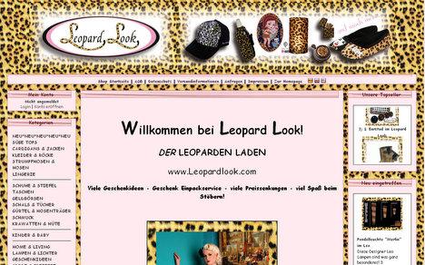 leopard look kleidung