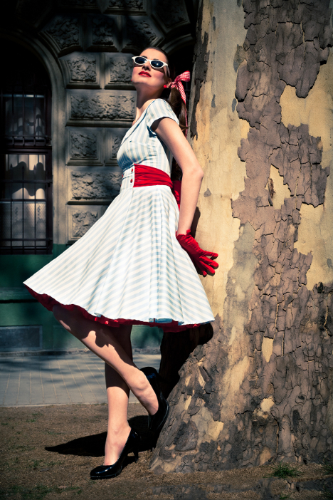 ticci rockabilly swingkleid