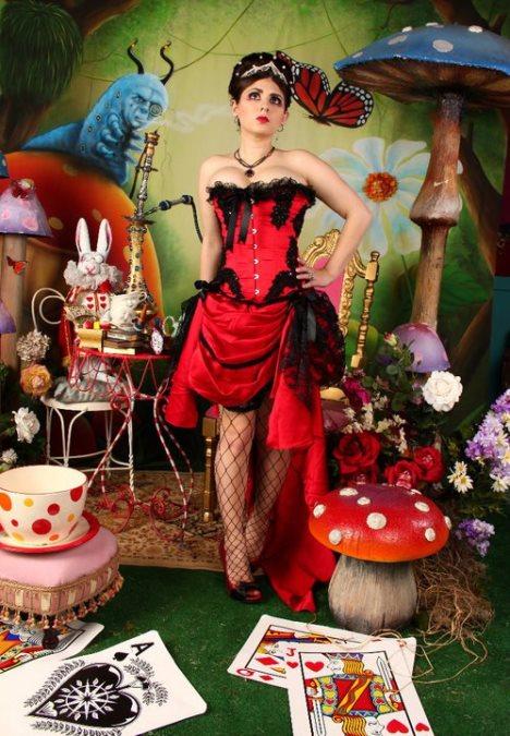 burlesque kleider