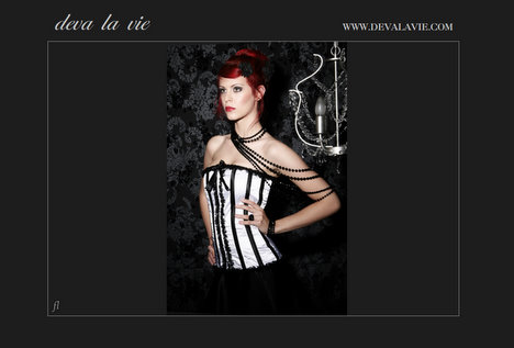 Maßschnitt @ Pinup-Fashion.de