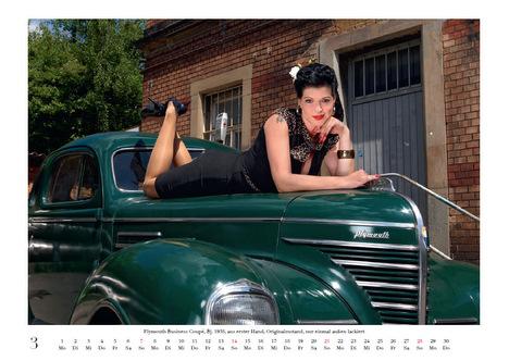 pinup kalender pin up pinup. Black Bedroom Furniture Sets. Home Design Ideas