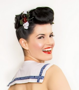 rockabilly frisuren pinup. Black Bedroom Furniture Sets. Home Design Ideas