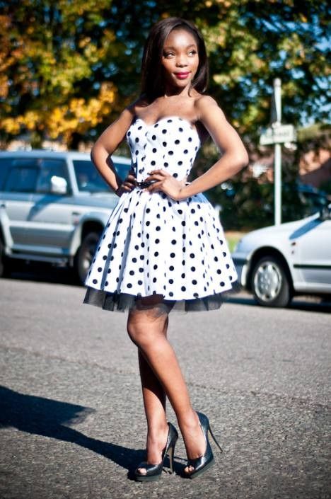 pin up party dress