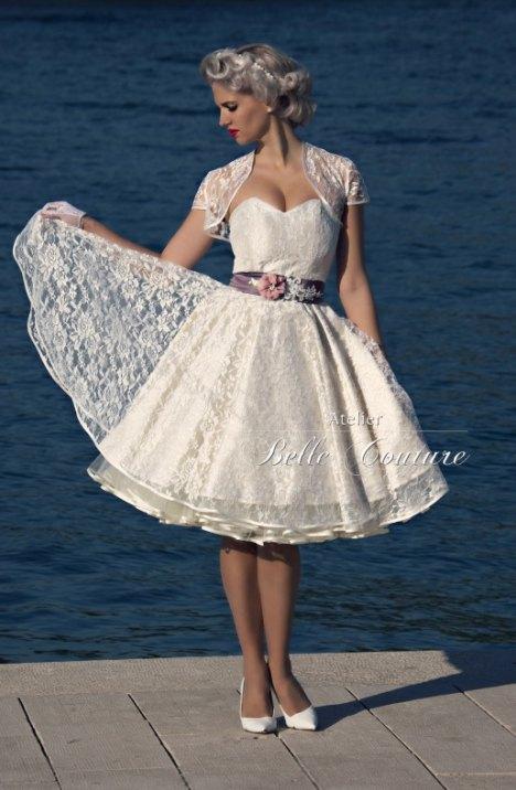 Hochzeitskleid Rockabilly Pinup Fashion De