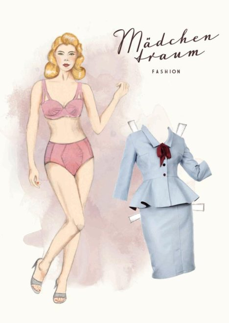 fifties kleding