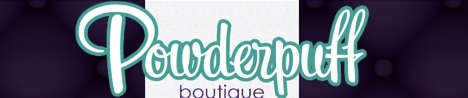 powderpuff boutique logo