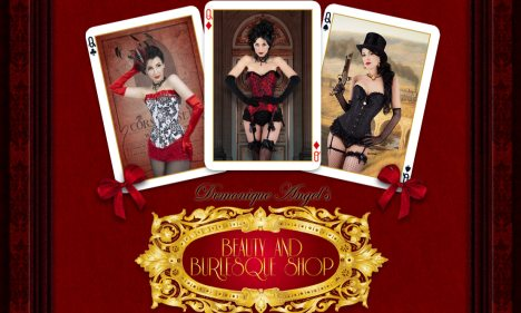 demoniques angels beauty and burlesque shop