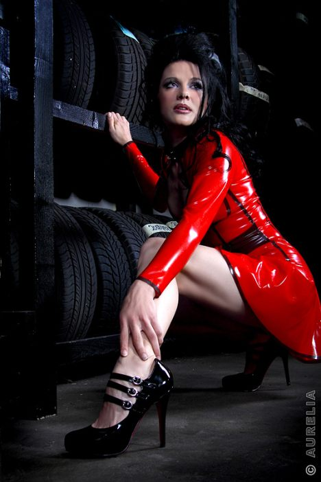 sensual latex