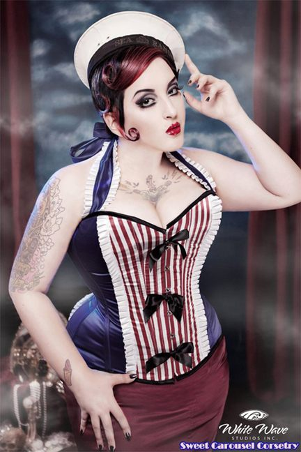 overbust corset