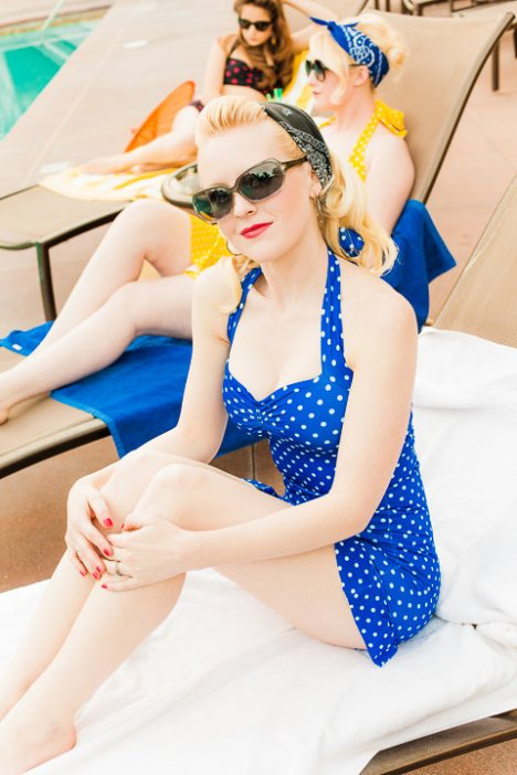 The Red Dolly Swimwear