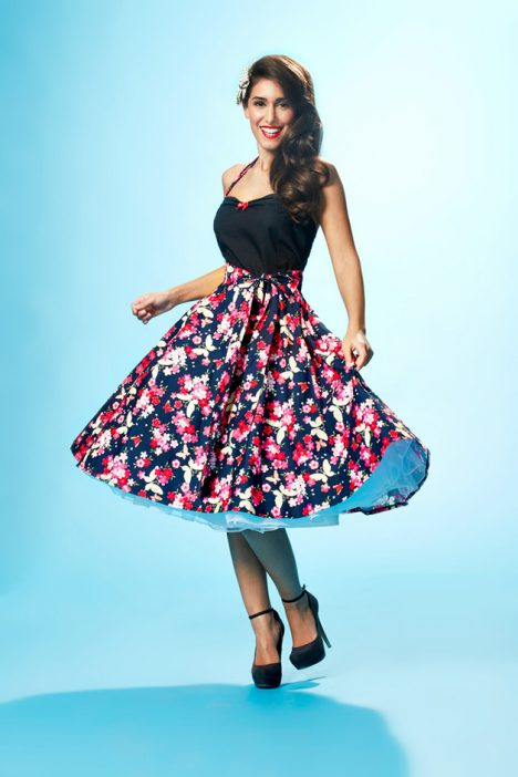 swingdress miss moss