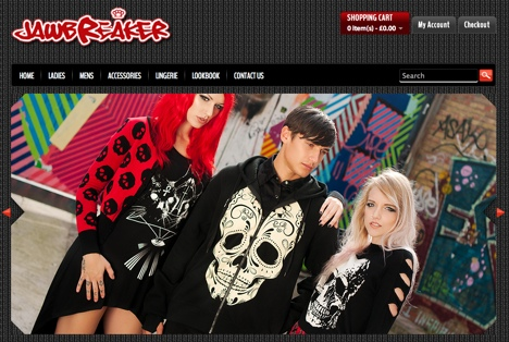 Emo Clothing Stores London