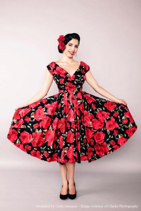 rosen-kleid