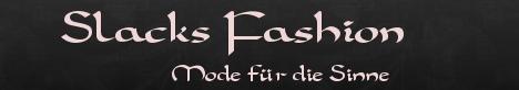 slacks fashion logo