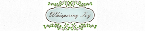 whispering ivy logo
