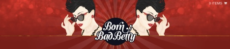 born bad betty logo