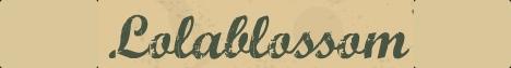 lolablossom banner