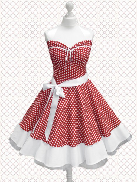 Kleider im 50er stil gunstig