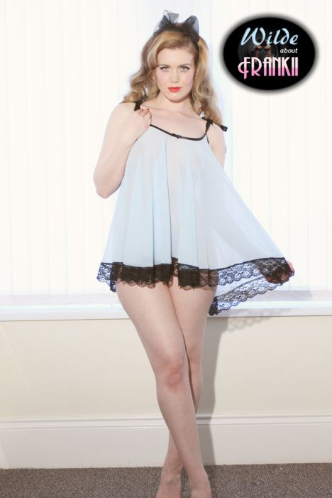 retro nightie