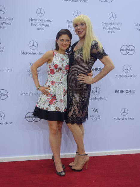 jasmin & Zoe Pinup-Fashion