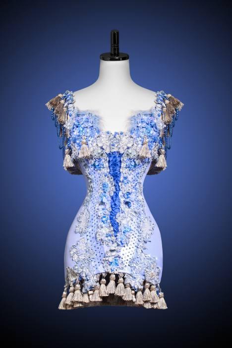 burlesque dress