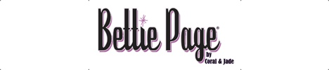 bettie page logo